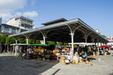 Covered Spice Market  West Indies