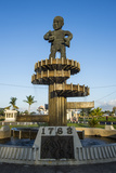 Cuffy Monument of the Revolution of 1763  Georgetown  Guyana  South America