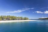 Nanuya Lailai Island  Blue Lagoon  Yasawa Islands  Fiji  South Pacific  Pacific