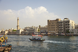 Dubai Creek  Dubai  United Arab Emirates  Middle East