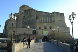 Castel Dell'Ovo (Egg Castle)  Naples  Campania  Italy  Europe