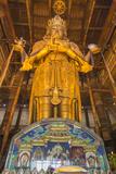 Huge Golden Buddha Statue  Ulaanbaatar (Ulan Bator)