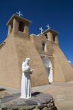 San Francisco De Asis Mission Church  New Mexico