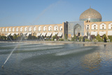 Naqash E Jahan Imam Square  Esfahan  Iran  Western Asia