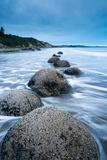Moeraki Boulders  Moeraki  Otago  South Island  New Zealand  Pacific