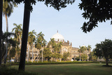 Exterior of Prince of Wales Museum  Mumbai (Bombay)  India  South Asia