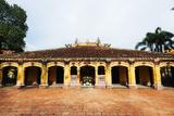 Giac Vien Pagoda  Ho Chi Minh City (Saigon)  Vietnam  Indochina  Southeast Asia  Asia