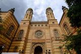 Dohany Street Synagogue  Budapest  Hungary  Europe