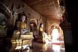 Thanboddhay Pagoda  Sagaing Division