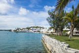 The Harbour of the UNESCO World Heritage Site  the Historic Town of St George  Bermuda