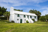 The Carter House Museum  St David's Island  Bermuda  North America