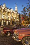 Havana at Night  Cuba  West Indies  Caribbean  Central America