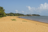 Beach of Montjoly  Cayenne  French Guiana  Department of France  South America