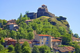 Medieval Castle Dating from the 15th Century  France