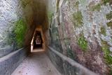 Antro Della Sibilla  Cave of the Sibyl  Cumae  Bacoli  Pozzuoli  Naples  Campania  Italy  Europe