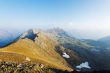 Macun Lakes  Swiss National Park  Engadine  Graubunden  Switzerland  Europe
