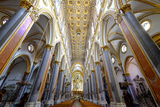 San Domenico Maggiore Church  Naples  Campania  Italy  Europe