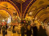 Grand Bazaar  Istanbul  Turkey  Europe