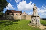 Historical Fort Zeelandia  UNESCO World Heritage Site  Paramaribo  Surinam  South America