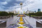 Nurzhol Bulvar  Astana  Kazakhstan