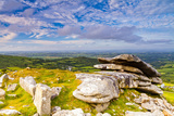 Bodmin Moor  Cornwall  England  United Kingdom  Europe