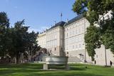 Palace Gardens of the Prague Castle  UNESCO World Heritage Site  Prague  Czech Republic  Europe