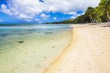 Tropical Beach in Muri Area of Rarotonga  Cook Islands  South Pacific  Pacific