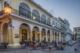 Plaza Vieja  Havana  Cuba  West Indies  Caribbean  Central America