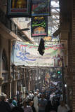Main Alley  Tehran Bazar  Iran  Western Asia