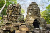 Banteay Chhmar  Ankorian-Era Temple Ruins  Banteay Meanchey Province  Cambodia  Indochina