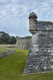 Castillo De San Marcos  Oldest Continuously Occupied European-Established Settlement  Florida