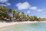 Blue Lagoon Resort  Nacula Island  Yasawa Islands  Fiji  South Pacific  Pacific