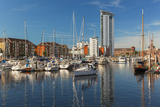 Swansea Marina  Swansea  Wales  United Kingdom  Europe