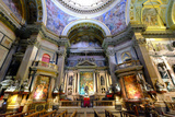 Royal Chapel of the Treasure of San Gennaro  Naples Cathedral  Naples  Campania  Italy  Europe