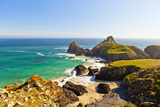 Kynance Cove  Lizard  Cornwall  England  United Kingdom  Europe