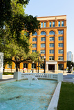 The Sixth Floor Museum at Dealey Plaza  Texas School Book Depository  Dallas  Texas  USA