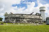 Fort Fincastle  Nassau  New Providence  Bahamas  Caribbean