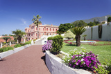 Jardin Marquesado De La Quinta Gardens  La Orotava  Canary Islands