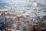Oxford Rooftops  Oxford  Oxfordshire  England  United Kingdom  Europe