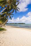 White Sands of Muri Beach  Muri  Rarotonga  Cook Islands  South Pacific  Pacific