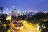 Notre Dame Cathedral  Ho Chi Minh City (Saigon)  Vietnam  Indochina  Southeast Asia  Asia