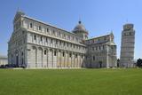 Cathedral Santa Maria Assunta  Piazza Del Duomo  Cathedral Square  Campo Dei Miracoli  Pisa  Italy
