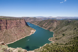 Flaming Gorge National Recreation Area  Utah  United States of America  North America