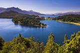 Lago Perito Moreno Oeste on the San Carlos De Bariloche Mini Circuit  Patagonia  Argentina