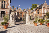 Hotel Groslot in the City of Orleans  Loiret  France  Europe