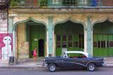 Prado (Paseo De Marti)  La Habana Vieja (Old Havana)  Havana  Cuba  West Indies  Caribbean