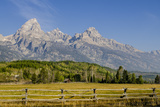 Grand Teton National Park  Wyoming  United States of America  North America