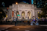 Public Library  New York City  United States of America  North America