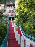Wat Ban Tham (The Dragon Temple)  Kanchanaburi  Thailand  Southeast Asia  Asia
