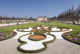 Schloss Schwetzingen Palace  Baroque Garden  Schwetzingen  Baden-Wurttemberg  Germany  Europe